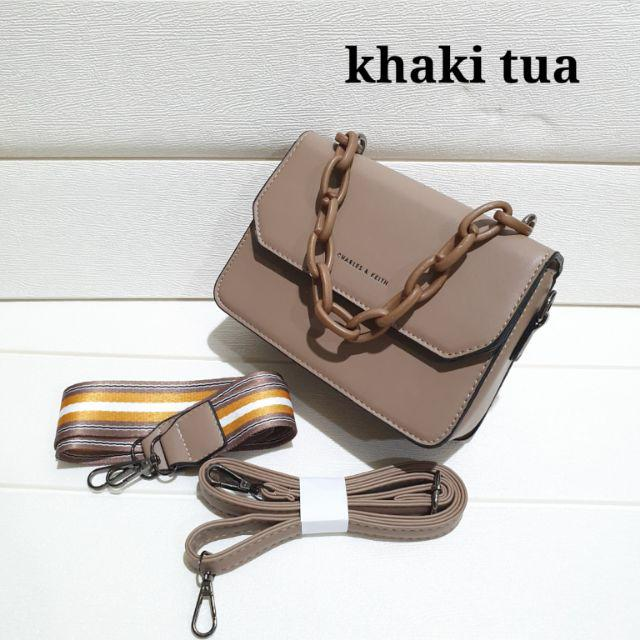 tas wanita ck/tas 3 tali/tas selempang wanita/bisa cod/100% import/ukr 20x15x9/2107
