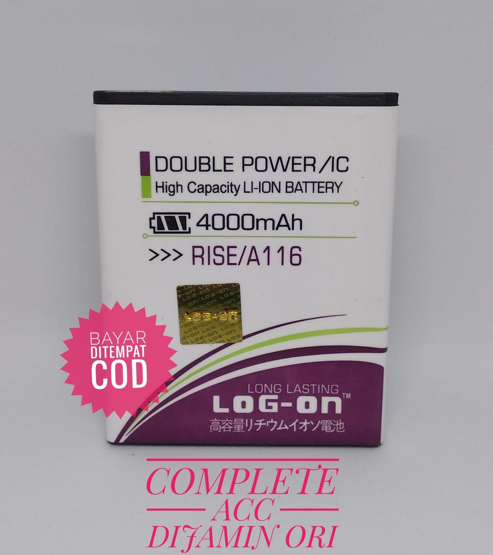 Review Battery Baterai Batre Coolpad A116 Rise Double Power