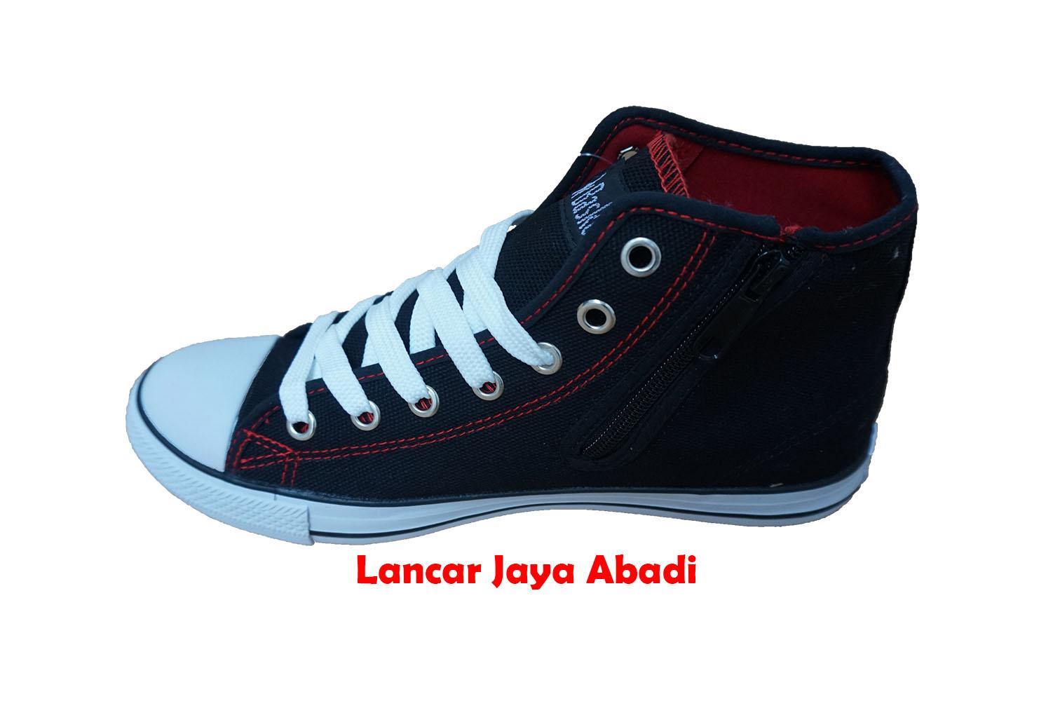 design de qualité 727f5 6bfa2 Review Sepatu Sekolah New Basket Nb 338 Hc (tinggi ...