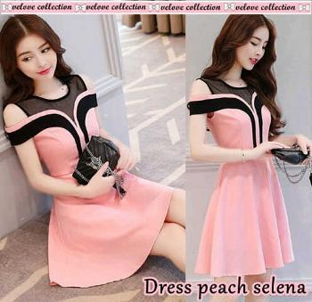 Milea Secret's - Dress Fenitta - Dress Wanita
