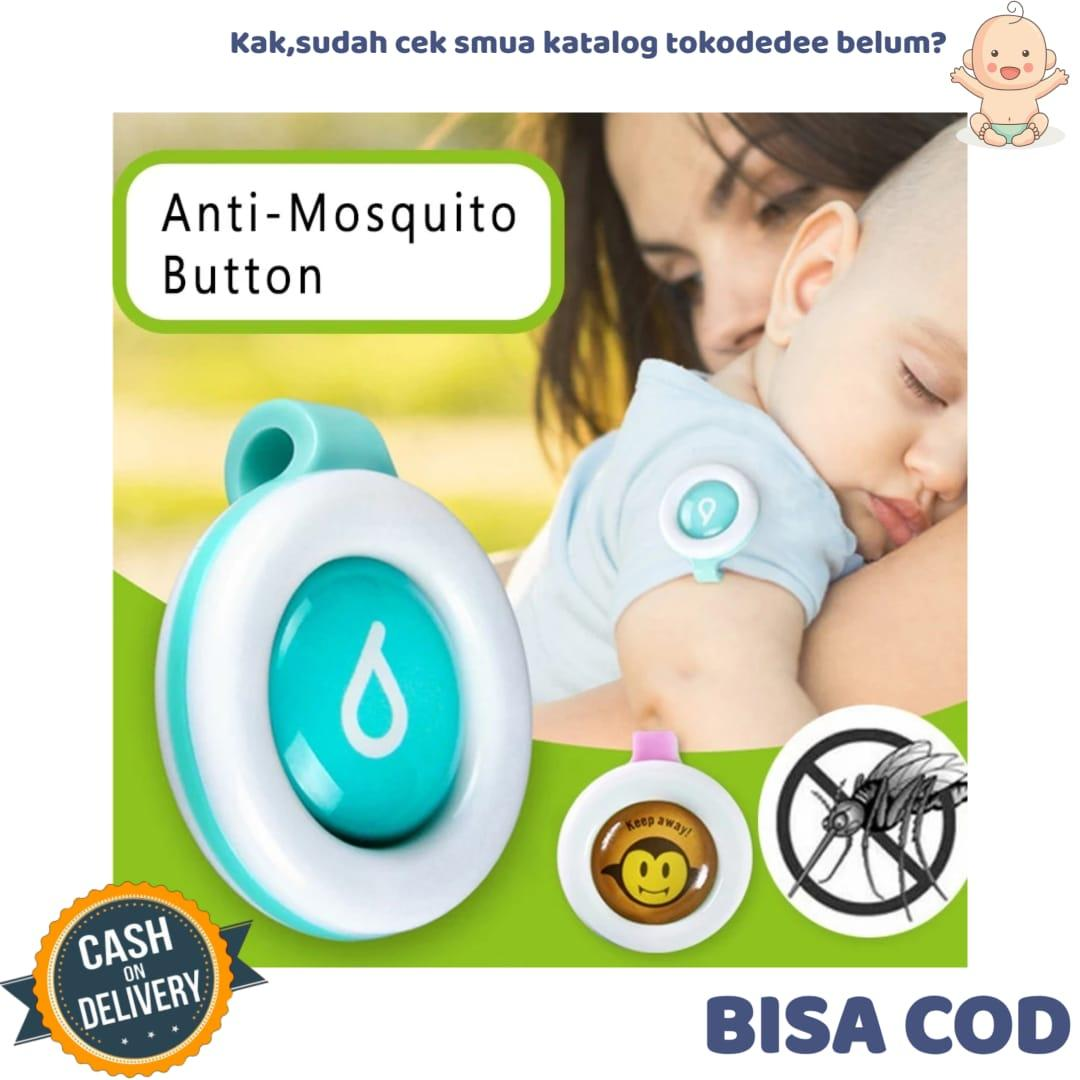 dedee – pin anti nyamuk anak portable