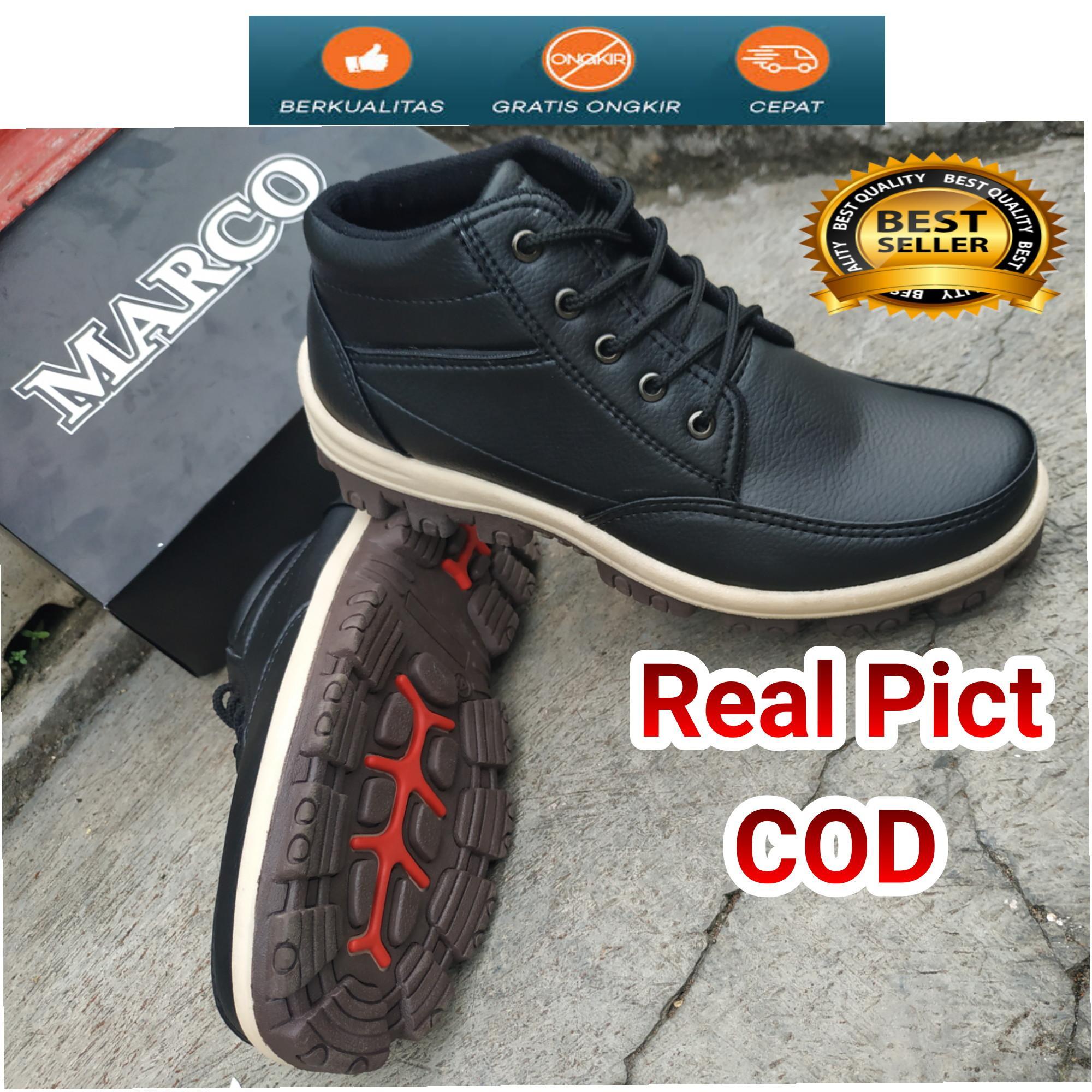 sepatu boot milenial