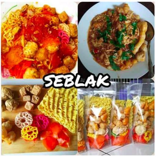 Batagor kuah maicih - pedas original level 10 (paket 2cup)   Shopee ... - aprilianidewii1504. Source · Seblak Instan Pedas / Makanan Pedas / Makanan Instan ...