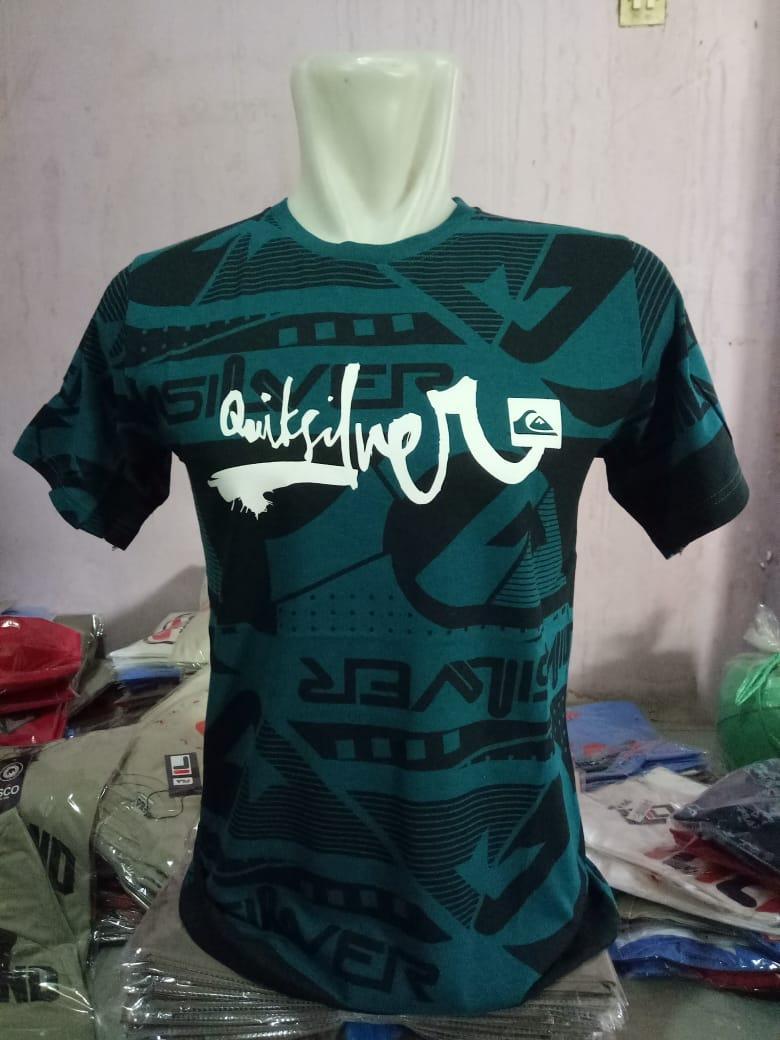 Kaos QuickSilver / Kaos T-Shirt Distro / kaos Pria / Tshirt Pria / Distro