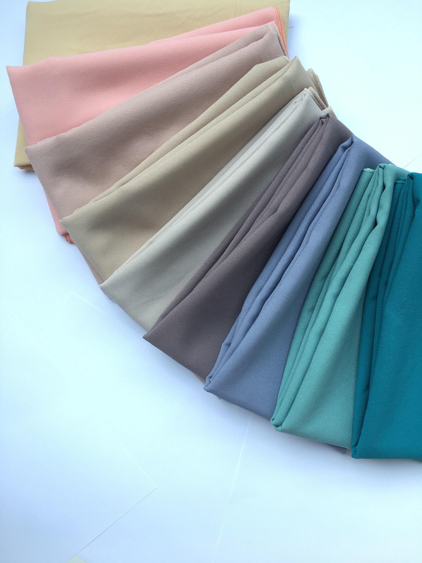 Detail Gambar Hijab Pashmina / Jilbab Pasmina / Kerudung Pashmina / Pashmina Sabyan / Pashmina Diamond Stretch - Suryani Collection Terbaru