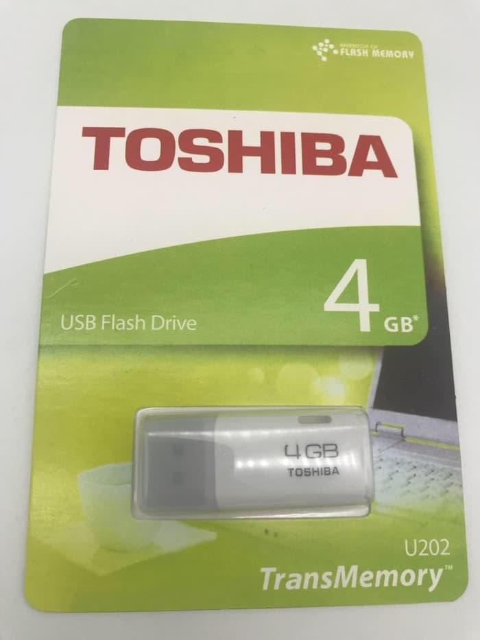 USB 4GB / FLASHDISK TOSHIBA 4GB