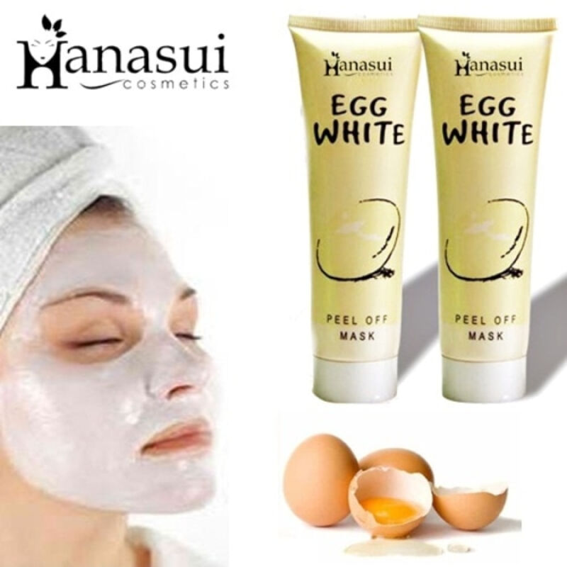 NS_Mask Egg White Peel Off - Masker Putih Telur - 85 Gram - 1 Pcs
