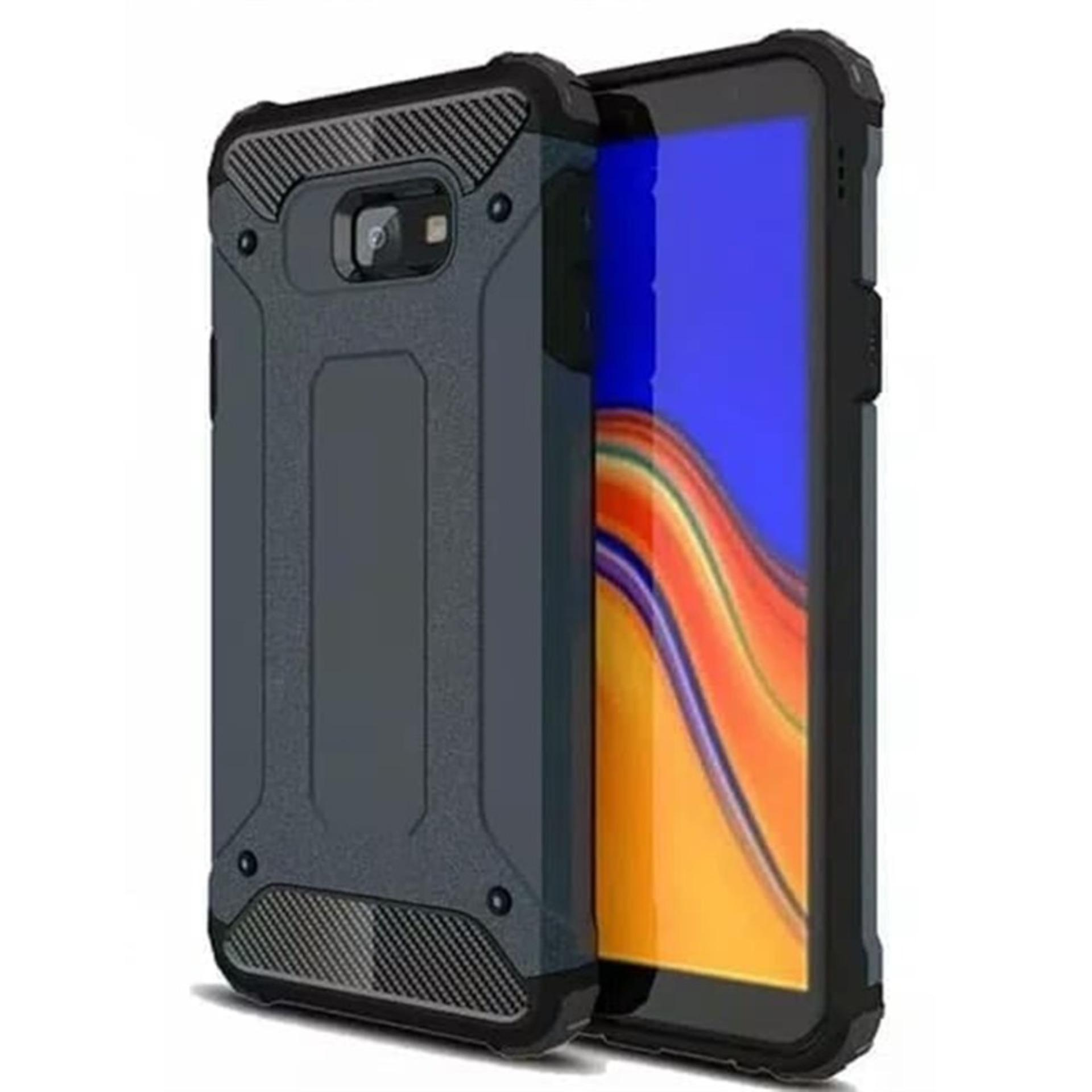 Features For Galaxy J4 Plus 2018 Case Soft Tpu And Hard Pc Double