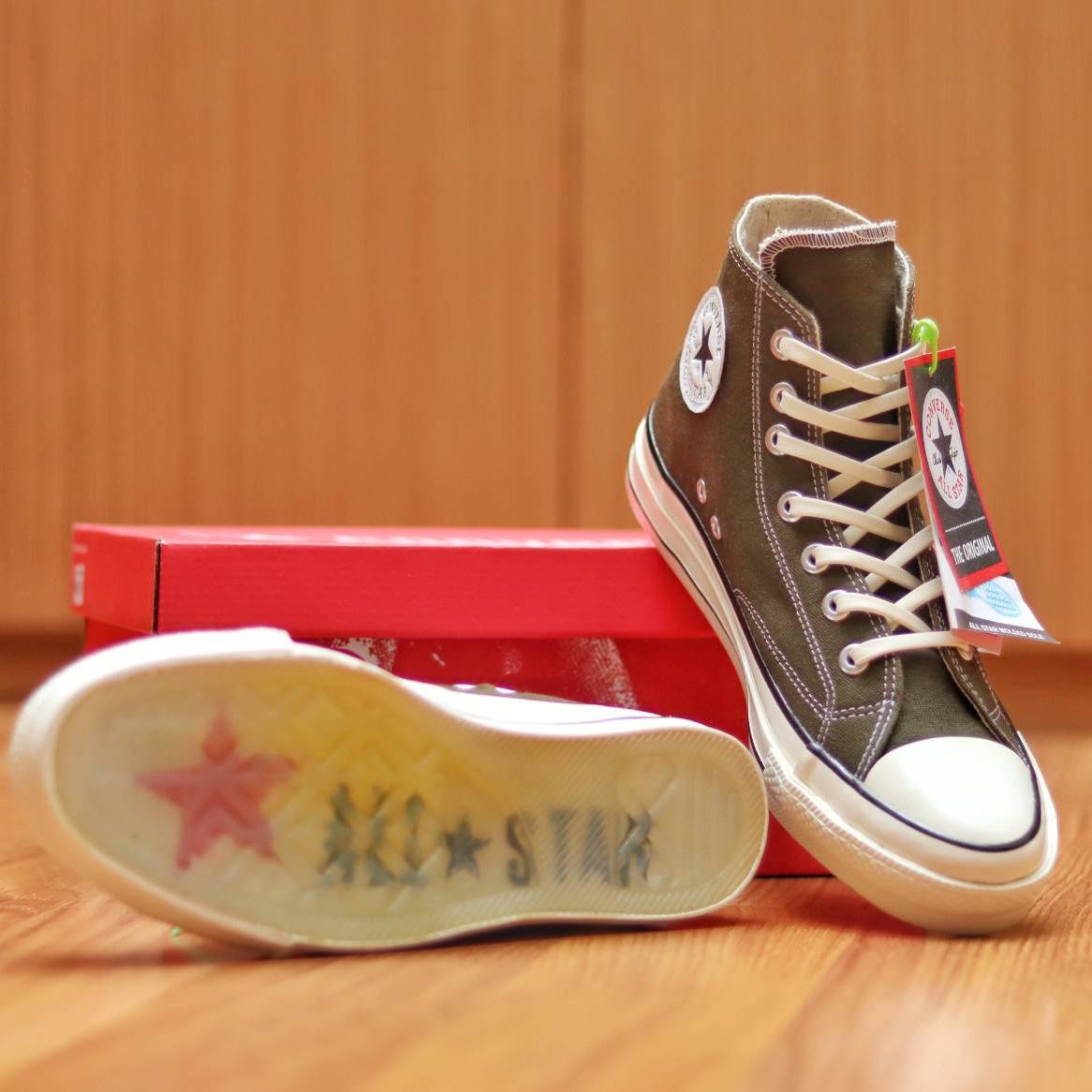 ⭐️⭐️⭐️⭐️⭐️ sepatu terlaris sepatu wanita sneakers pria sneakers wanita converse1_70s low