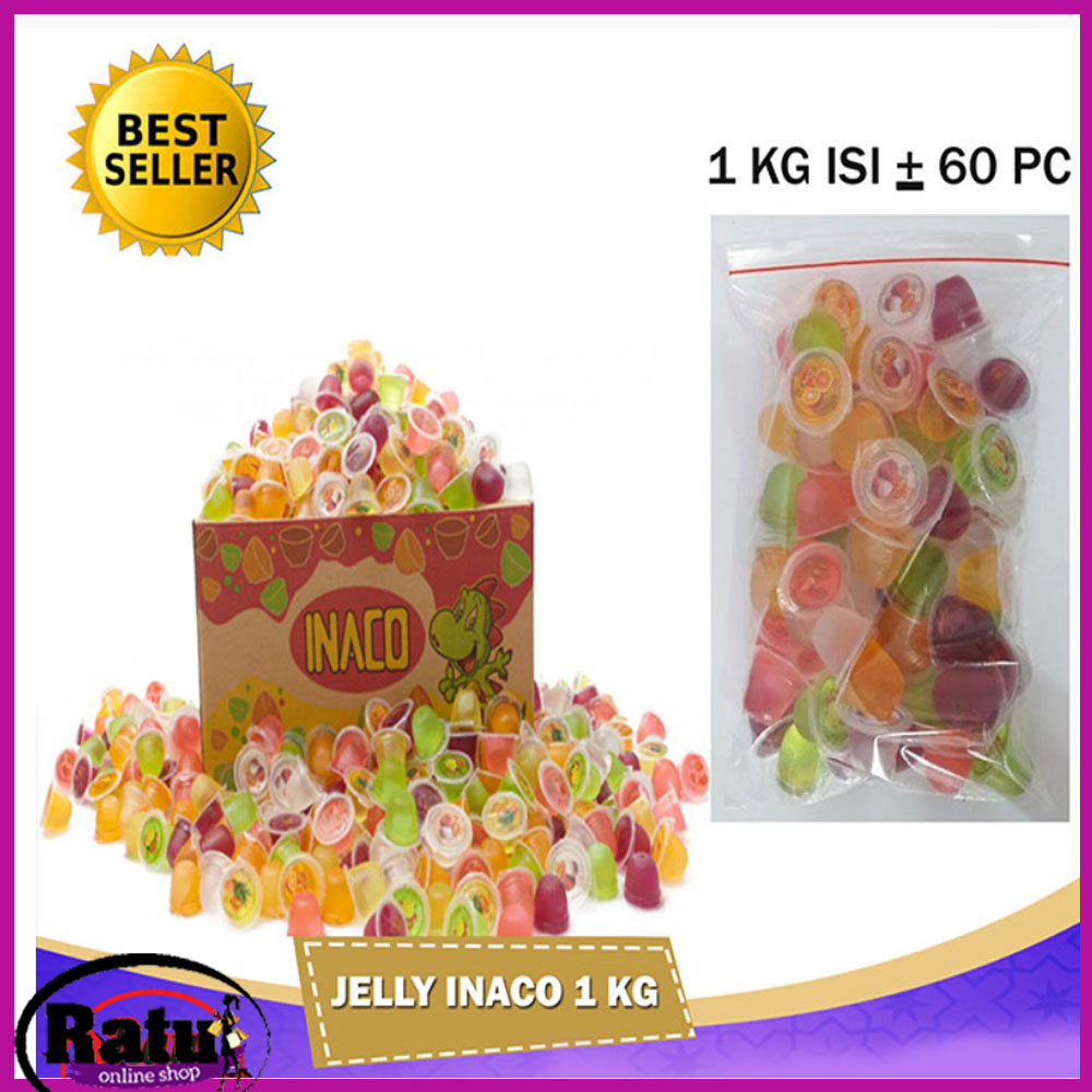 firdaus inaco mini jelly 1 kg