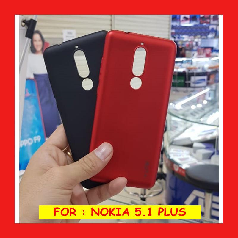 Ume Emerald Soft Case Casing for Nokia 5.1 Plus