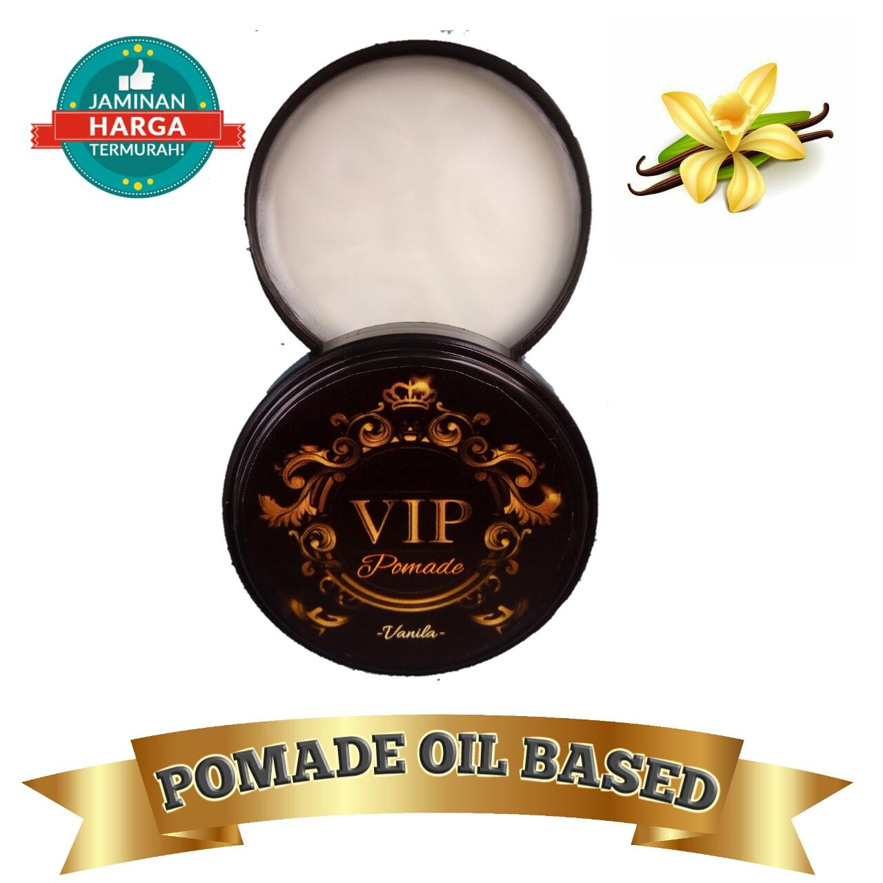 pomade oil based aroma black coffee