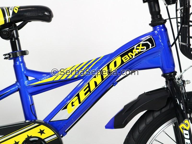 Detail Gambar Genio Sepeda Anak Deo 16 Terbaru