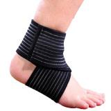 ... 130 Cm Pergelangan Lutut Pergelangan Kesemek Elastis Perban Kompresi Bungkus Lengan Pendukung Perlindungan - 4