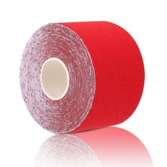 1 Gulungan Kapas Elastis Perekat Cedera Regangan Otot Olahraga Stiker Bandage Tape-Internasional