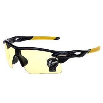 360DSC Oulaiou 009181 Olahraga Bersepeda Kacamata Sepeda Motor Berkendara  Mengemudi Memancing Menjalankan Kacamata Lensa UV400 Kacamata cd2fc515ea