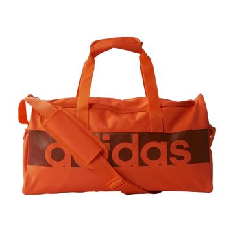 Adidas Linear Performance Small Team Bag - Orange