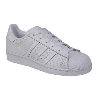 Adidas Originals Superstar Sneakers Olahraga Pria - White