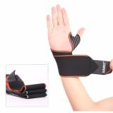 ... AOLIKES 2 Pcs/lot Sports Wrist Bands Wrist Support Strap Pembungkus Tangan Sprain Recovery Gelang ...