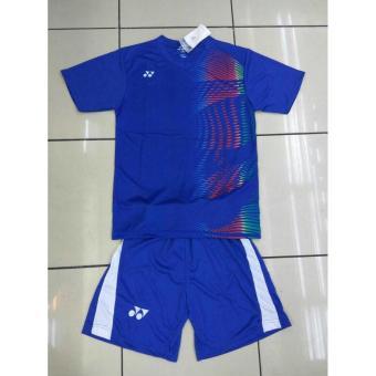 Baju Kaos Setelan Badminton Dewasa Yonex Y.24 Benhur