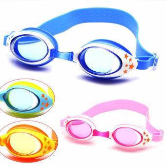 Beauty Kacamata Renang Anti Fog Anti UV Shield Kids Protection Swimming Goggles With .