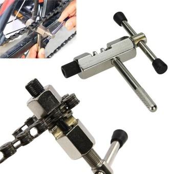 Sepeda Pemutus Rantai Besi Pemisah Mesin Potong Alat Perbaikan Padat Rantai Sepeda Pin Splitter Perangkat Mountain
