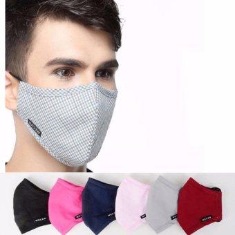 Adapula Bukti Debu Pelindung Sekali Pakai Mulut Telinga Loop Topeng Source · Fashion Warna warni Bisa