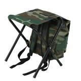 Duoqiao Dapat Dilipat Outdoor Camping Bangku Memancing Membawa Nyaman Kursi dengan Tas Penyimpanan-Intl(Not Specified) - 5