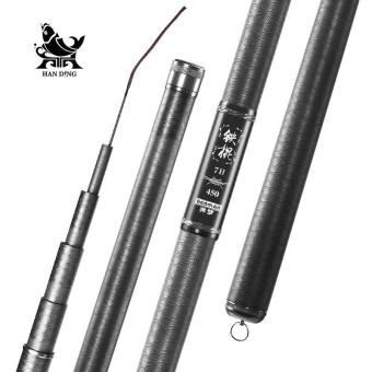 Handing 8H High Carbon Material Super Hard carp Fishing Rod Telescopic fishing Rod Taiwan Fishing Rod