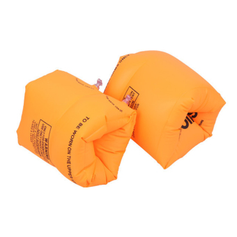 Lovely Inflatable Swim Roll up Arm Bands for Kids and Adult