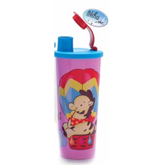 Harga Tupperware Kiddie Tumbler Sky 470ml (Pink)