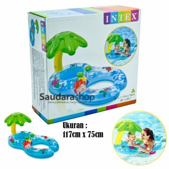 Harga Intex 56590 Baby and Mom My First Swim Float / Pelampung Ibu dan Anak