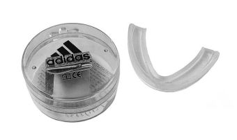 Harga Adidas Single Mouthguard Adibp09 Clear