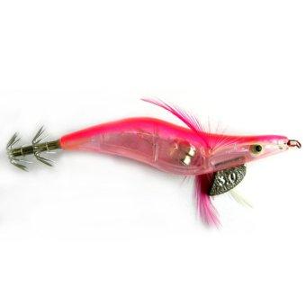 4 buah 10 cm lampu pendar berjoget penangkapan ikan cumi-cumi udang umpan udang mengatasi