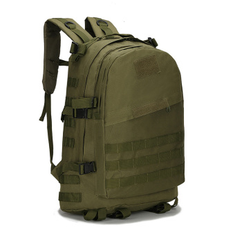 Harga Men Women Travel Backpack Outdoor Sports Backpack Tactical Backpack Bagpack(Army Green) - intl