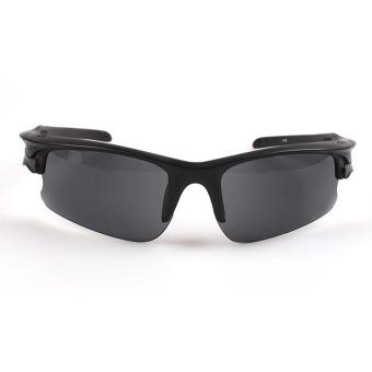 Cocotina keren Pria Olahraga lensa terpolarisasi penerbang kolam kacamata mengemudi kacamata hitam - hitam lis abu