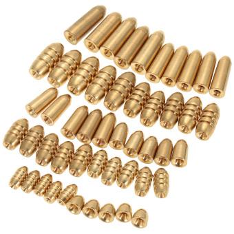 ... Penggeser Timah Pemberat Memancing ... Source · Dimana Beli 50 Buah 1 8 3 5 5 7 10 G Berat Berjenis Copper Donat