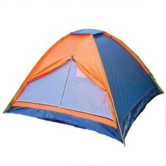 Tenda Camping Tenda Dome Tenda Kemping 12 orang - PE-1095
