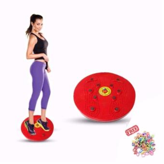 JBS Jogging Body Plate - Piringan Jogging Badan Magnetic Trimmer / 1Pcs + Free Ikat Rambut