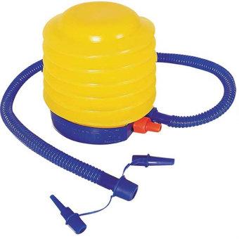 Lucky Pompa Balon Injak Kecil - Kuning