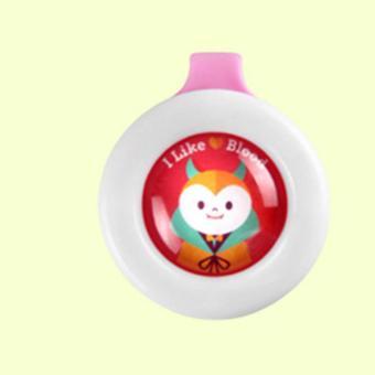 Lumiparty Anak-anak Stiker Anti Nyamuk Kecoa Tahan Tombol Tongkat untuk Bayi dan Wanita Hamil