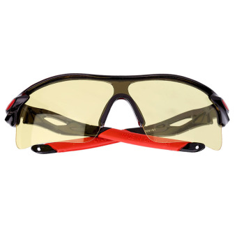 Ormano Sport Outdoor UV400 Protection HM Sunglasses Kacamata Sepeda Hiking Motor Adventure Olahraga 9181 - Kuning