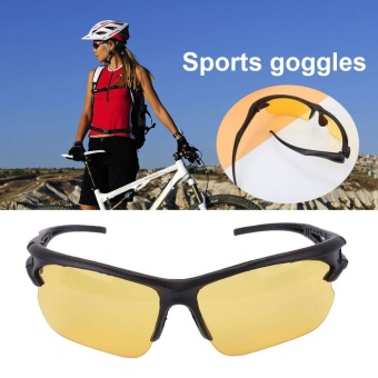 Oscar Store Bike Riding Driving Outdoor Goggles Sunglasses Eyeware Fashion Sports Goods - intl