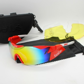 Outdoor Riding Kacamata Sunglasses 11840 Mountain Bike Kacamata Bolle Kacamata-Intl