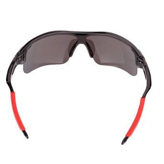 Outdoorfree Pria Wanita Kacamata Bersepeda UV400 Olahraga Luar Ruangan Tahan Angin Kacamata Sepeda .