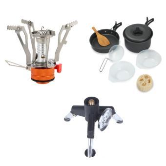 ... Alat Masak Outdoor. Source · Paket Ekonomis Kompor Saku Cooking Set DS- 200 Untuk 1-2 Orang