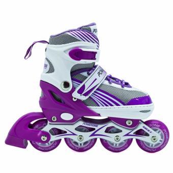 Power One Sepatu Roda Inline Skate  uk  S    Sepaturoda Inlineskate Roda  Full c245eca727
