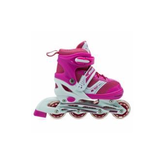 Power Sepatu Roda Inline Anak - Merah   Sepaturoda Inline Skate Anak - Merah 2ef8a19f09
