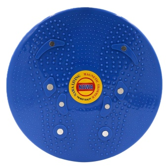 Quincy Home Jogging Magnetic Trimmer Body Plate-Blue ...