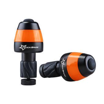 ROCKBROS 2 Buah Lampu Malam Motor Kedap Air/pengaman Stang Bersepeda Lampu LED   Lampu